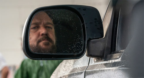 Unhinged mit Russell Crowe
