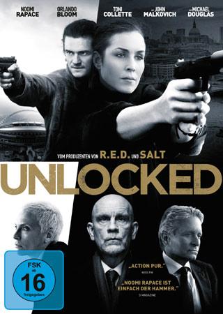 Unlocked DVD Cover