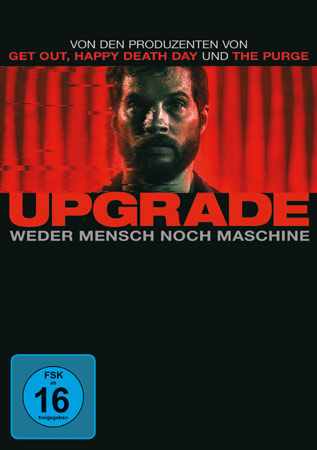 Upgrade deutsches DVD Cover