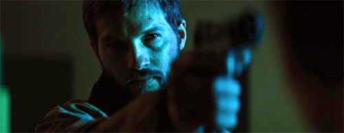 Upgrade mit Logan Marshall-Green im Rachemodus