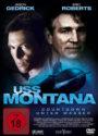 USS Montana DVD Cover