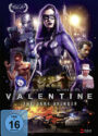 Valentine – The Dark Avenger DVD Cover