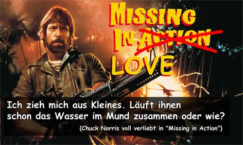 Chuck Norris Liebestipps Actionhelden und die Liebe