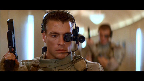 Jean-Claude Van Damme Quiz