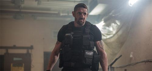 Stu Bennett als John Gold in Vengeance Man: Die Abrechnung