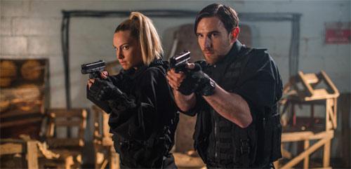 Team von John Gold in I am Vengeance: Retaliation