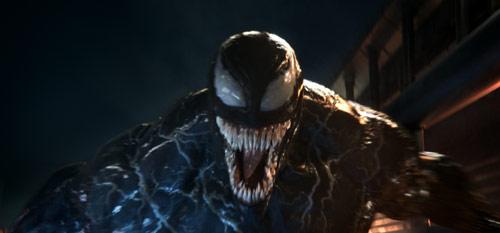 Venom mit Tom Hardy als Symbiont