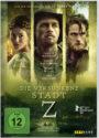 Die verschwundene Stadt Z Deutsches DVD Cover