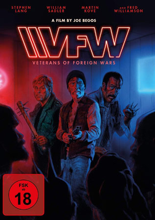 VFW - Veterans of Foreign Wars DVD Cover