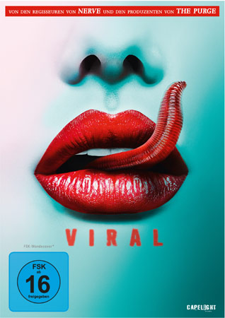 Viral deutsches DVD-Cover