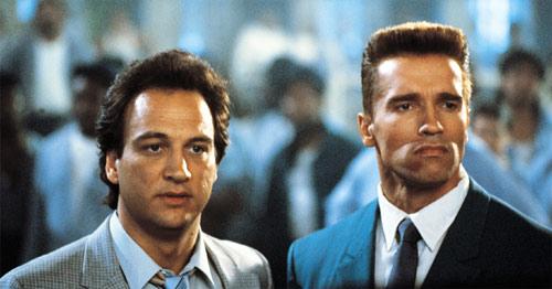 Red Heat mit James Belushi und Arnold Schwarzenegger von Walter Hill