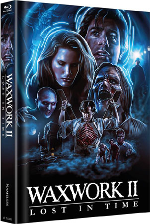 Waxwork 2 Blu-ray Cover