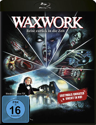 Waxwork Blu-ray Cover