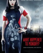 What Happened to Monday deutsches Filmplakat