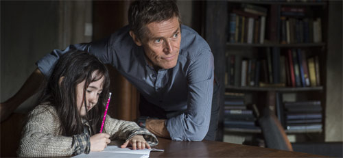What Happened to Monday? Willem Dafoe