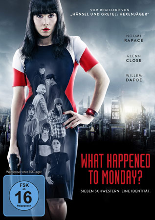What Happened to Monday? Noomi Rapace