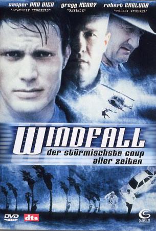 Windfall mit Casper Van Dien DVD Cover