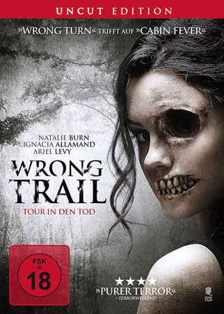 Wrong Trail DVD Cover