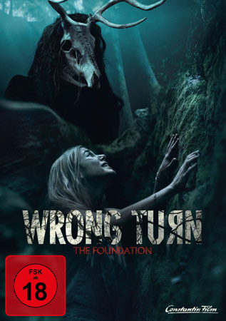 Wrong Turn DVD Cover