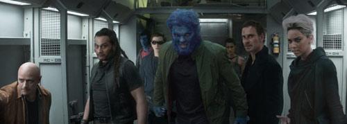 Die Mutanten Xavier, Magneto, Beast und Co wollen Jean Grey retten