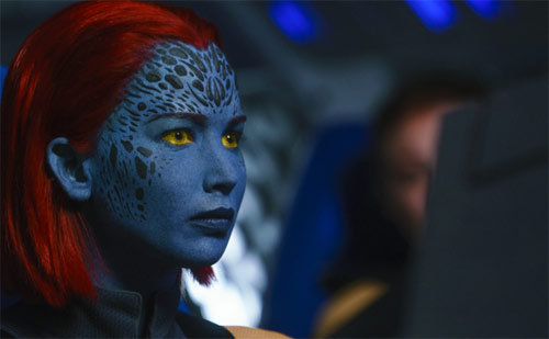 X-Men: Dark Phoenix mit Jennifer Lawrence als Raven
