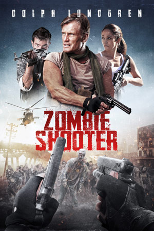 Zombie Shooter DVD Cover