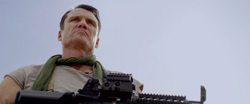 Zombie Shooter mit Dolph Lundgren